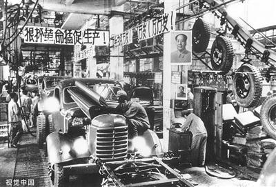 1949-1979破茧新生,中国汽车波浪前行