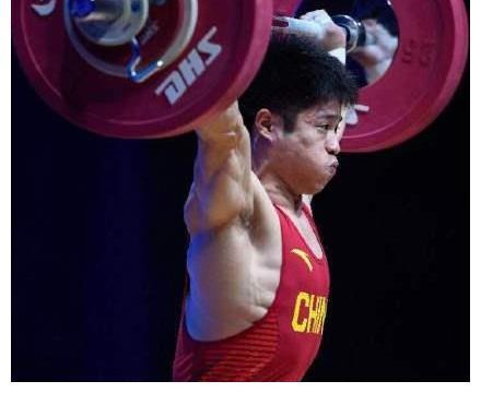 为中国男儿点赞!举重世锦赛李发彬夺三金 破两项世界纪录