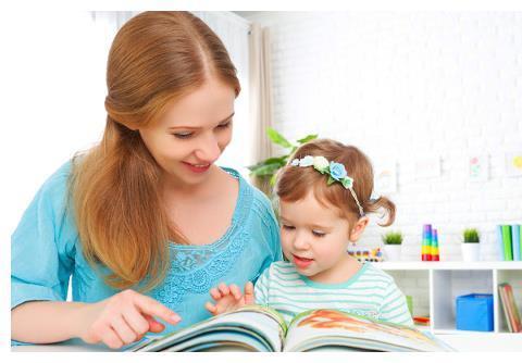 宝宝听故事好处多,家长也要注意5点,提高孩子的智力