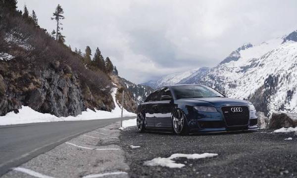 视频:英国TTS机械增压套件上身,一台精致的 Audi RS4 B7