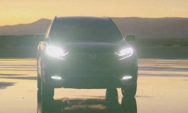 视频:2020本田CR-V混合动力SUV——全新本田CR-V