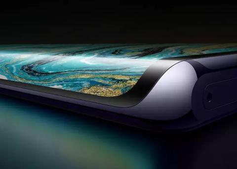 华为Mate30系列发布:超曲面环幕屏,还能侧屏触控