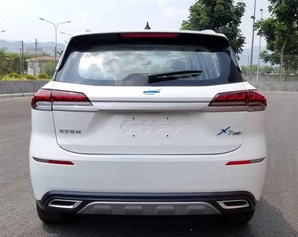 长安欧尚X7 EV版申报图亮相 搭载人脸识别黑科技