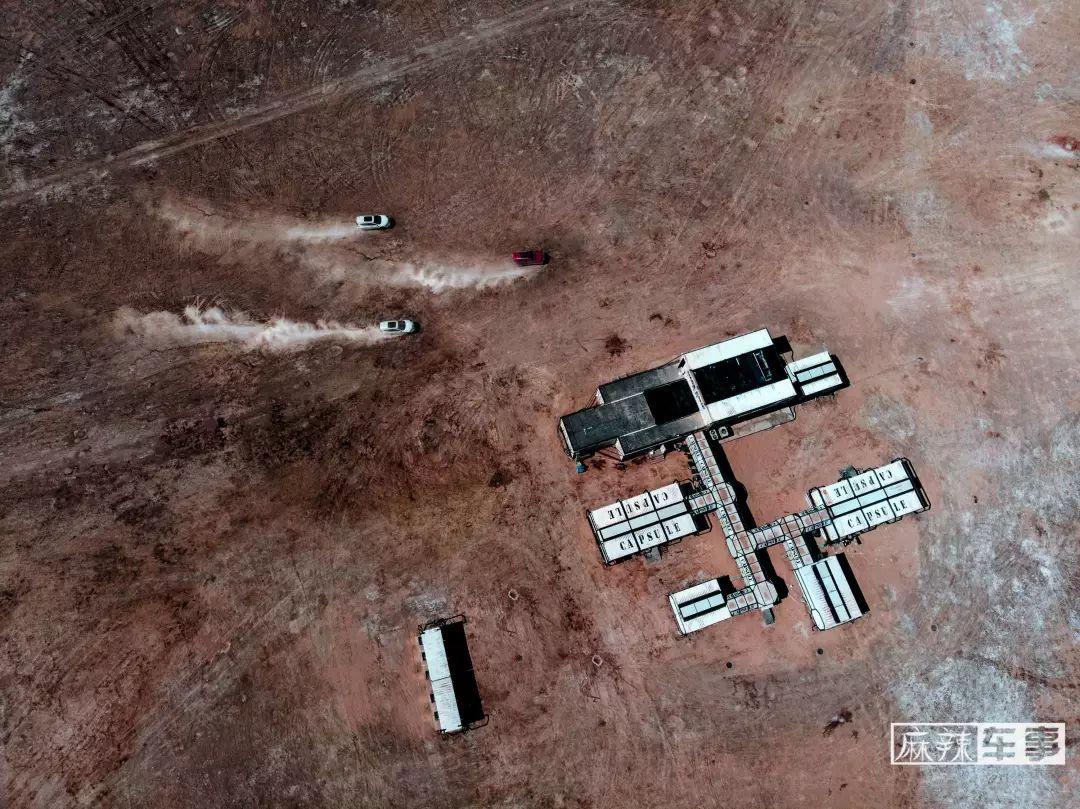 我在火星,我用奇骏探索宇宙的边缘