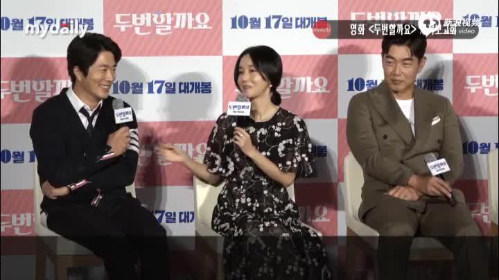 """视频:权相宇示爱妻子""""离婚只在电影里"""""""