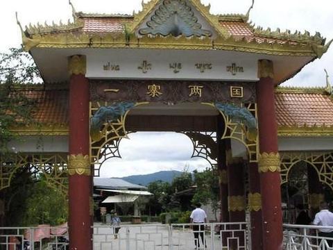 中国最和谐的边境线,当地居民有特权,越境不算偷渡