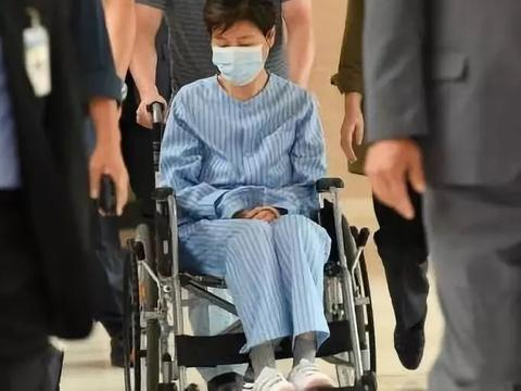 朴槿惠赢得好消息,手术成功,处于恢复状态!