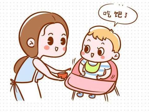给宝宝喂饭困难?良好的饮食习惯要从小抓起