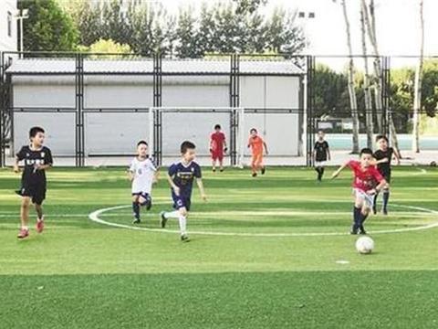 廊坊开发区广泛开展校园足球赛校园艺术节等活动