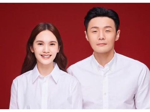 """李荣浩杨丞琳晒""""结婚证件照"""",他眼睛还没有杨丞琳的""""卧蚕""""大"""