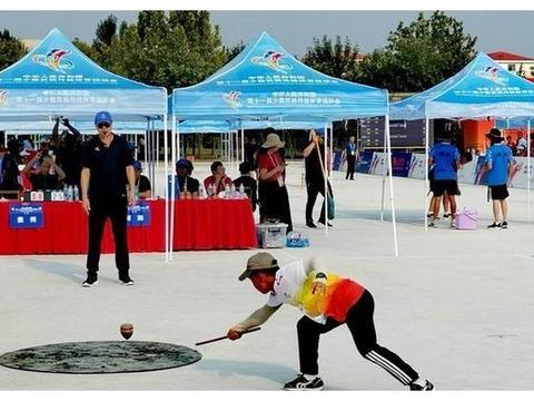 你真棒!黄淮学院陀螺队在全国少数民族传统体育运动会获奖!