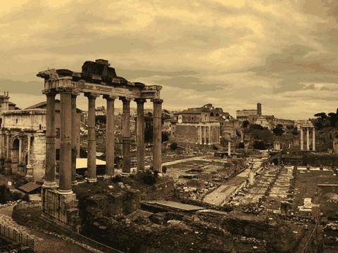 对于罗马帝国,历史上也是非常强大的,为何与汉朝没有战争呢?