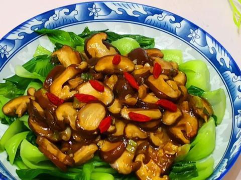 炒香菇到底要不要焯水?以前没注意,难怪香菇不入味,味道不鲜美