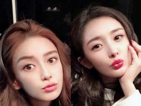 杨幂和杨颖同一综艺扮演清宫戏,两家粉丝互撕,网友:好姐妹?