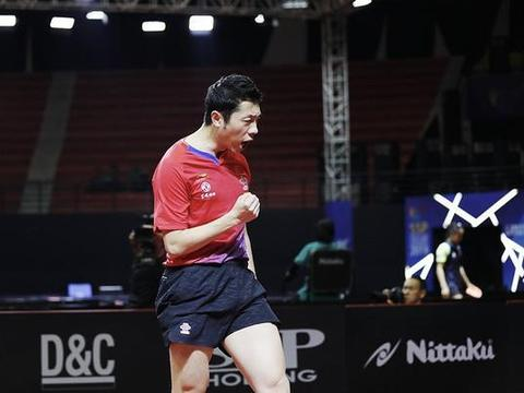 国乒世界第一太强了!4天夺14连胜进4强 将与日本神童争决赛一席