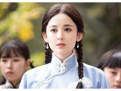 佟丽娅张芷溪董洁娜扎杨颖韩雪诠释民国装的美 你更喜欢谁呢?