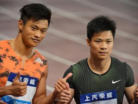 谢震业苏炳添领衔中国世锦赛名单 巩立姣刘虹目标直指冠军