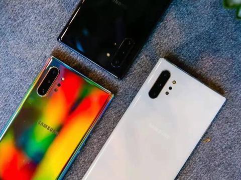 品鉴三星Galaxy Note10系列 感受前沿科技与时尚设计