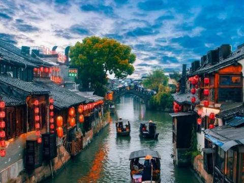 """北京最成功的仿古镇,耗资45亿元打造,被称为""""北方乌镇"""""""