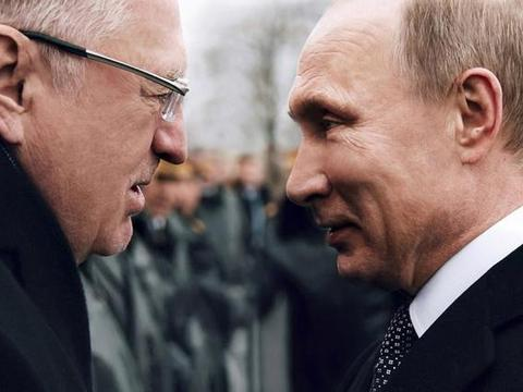 日里诺夫斯基:白俄罗斯应该与俄罗斯合并,恢复苏联西部边界