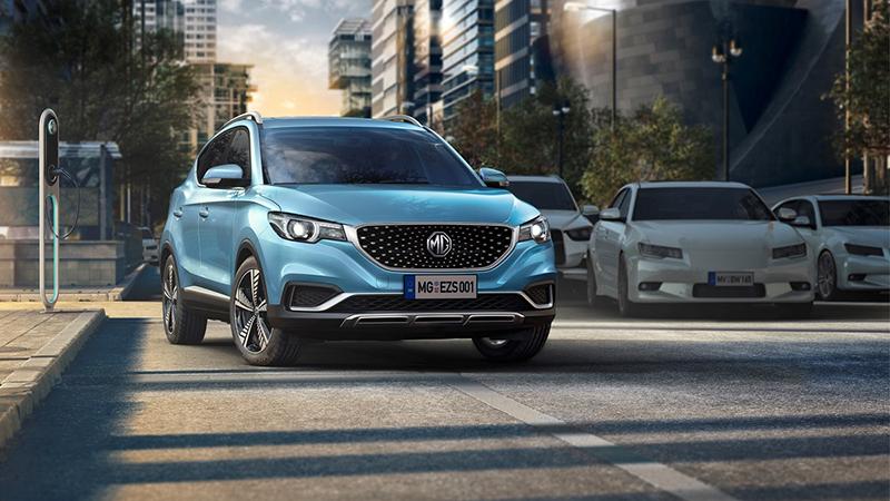 先于欧洲大陆上市 纯电动名爵EZS加速进军全球汽车市场