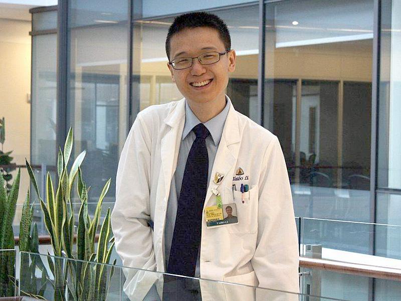 高考703分北京理科状元,曾被11所美国名校拒绝,现攻读双料博士