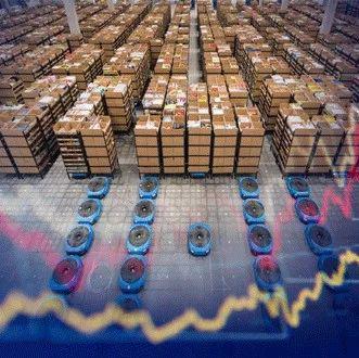 领跑全球!中国快递业务量已超越美日欧总和