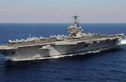 """美国最强航母面临""""剖腹"""",10亿美元打水漂,多名专家被控诉"""