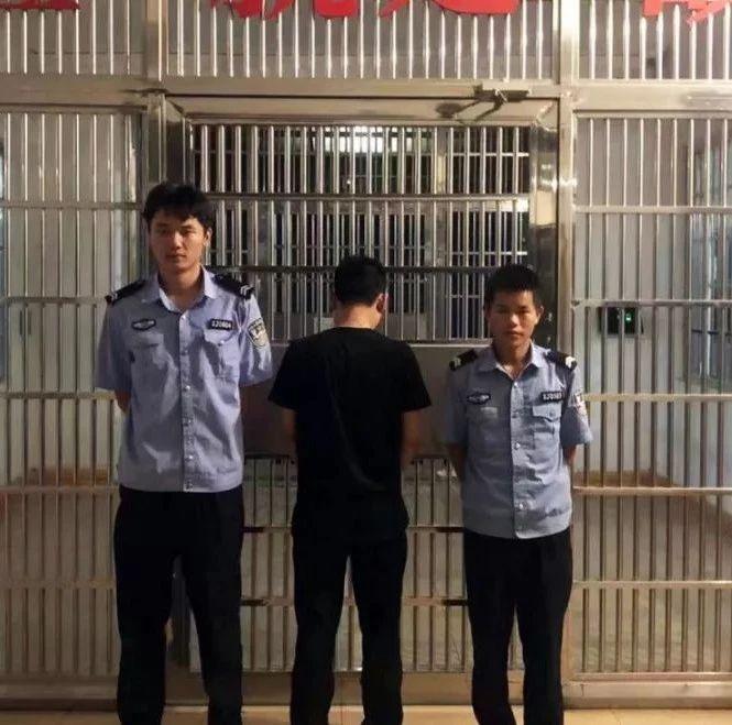 """这个""""广州特警""""在赣州被拘!"""