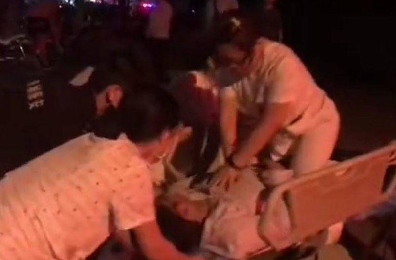 昨晚杭州一滴滴司机心脏骤停!乘客被迫跳车!之后的操作神了!