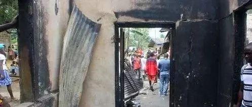 又是因为它!学校起火致29人死亡 其中28名学生