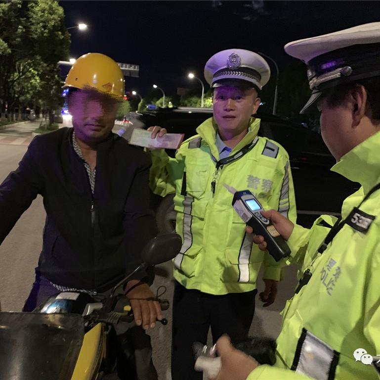 """夜查酒驾""""不手软"""" 13名酒驾司机被查"""