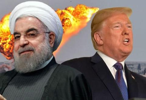 美沙表态,全面战争一触即发,扎里夫:伊朗不会眨眼向其屈服