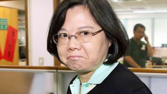 视频-蔡英文博士论文被疑造假 国民党亮毕业证喊话:你的嘞?