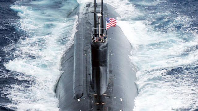 世界最贵核潜艇重返亚太 美军也只舍得造三艘