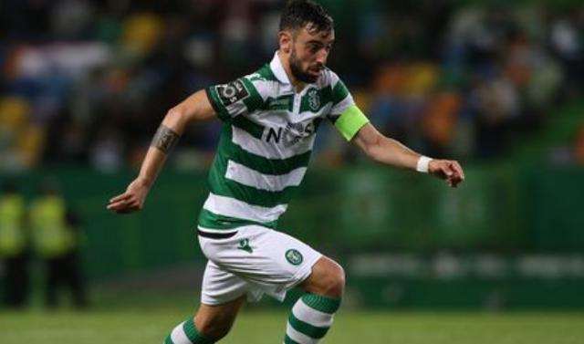 布鲁诺称确实想去英超踢球,但在葡萄牙体育也很开心