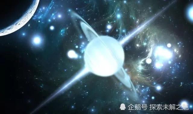 黑洞冲击!4600光年外,一颗被发现的中子星处于崩溃的边缘