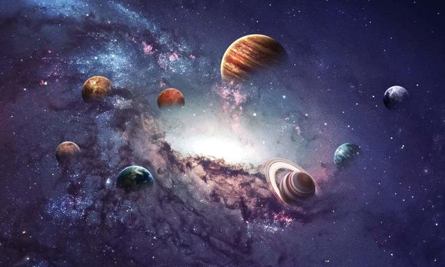 科学家:宇宙是某种生命体的大脑,它们还在发育中