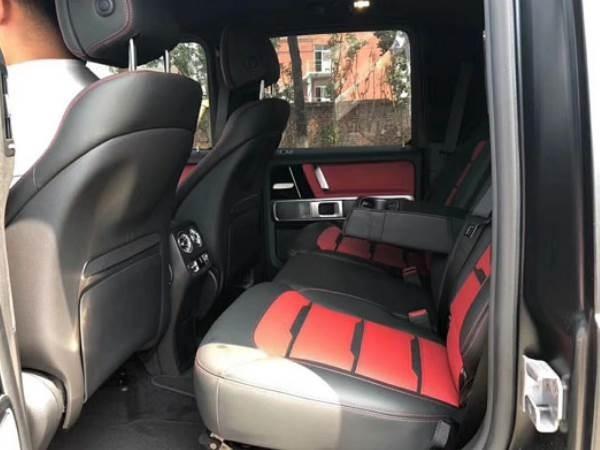 名副其实的硬汉 2019款加版奔驰G63 AMG