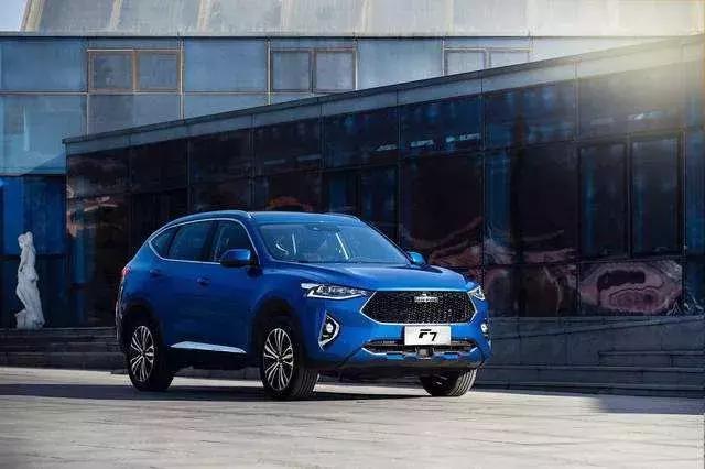 """中国品牌首款""""全球车"""",要抢洋品牌的市场,哈弗有底气"""