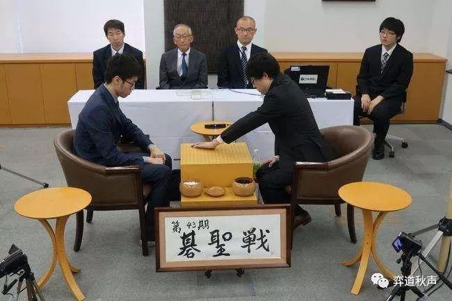 日本两大年轻强豪争王座挑战权 芝野虎丸力擒许家元剑指井山裕太