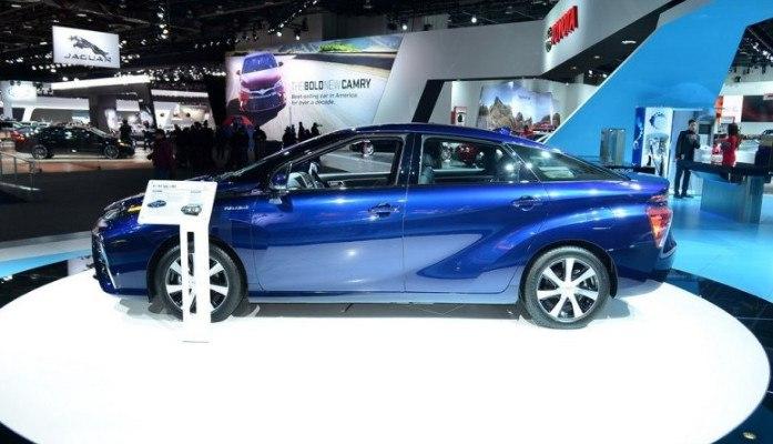氢燃料汽车会不会推广开来?