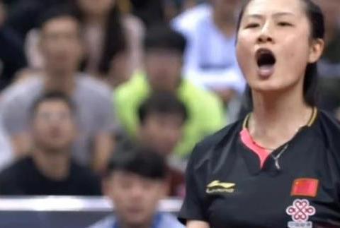 国乒包揽女单4强!3-0打崩平野,丁宁完美复仇!小魔王将考验一姐