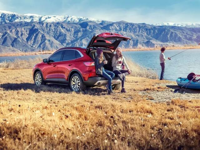 可能是今年最酷的一台SUV,福特Escape申报图曝光