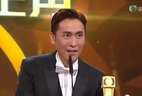 TVB颁奖礼:马德钟入行25年终夺TVB视帝 成功全靠一个原因