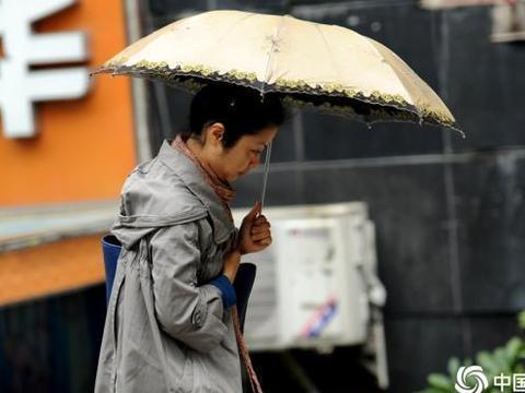 寒凉!贵州今天西北部有暴雨,明后天有雾注意安全