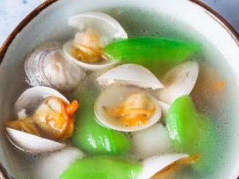 丝瓜和此物一起煮,比鸡汤更鲜美,补钙质,长个头,肌肤更细腻