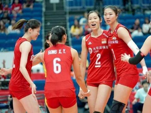 中国女排第二阶段赛程预告,巴西美国女排成劲敌,CCTV5全程直播