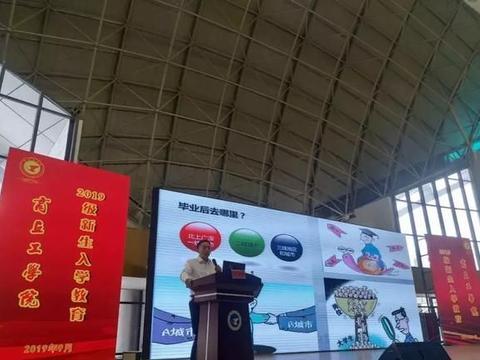商丘工学院2019级新生入学教育三:大学生职业生涯规划