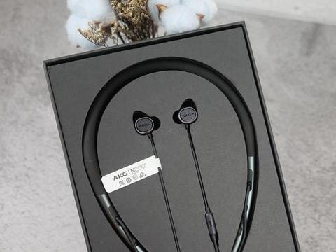 上手体验AKG N200nc入耳式蓝牙耳机:自适应降噪,真正好音质